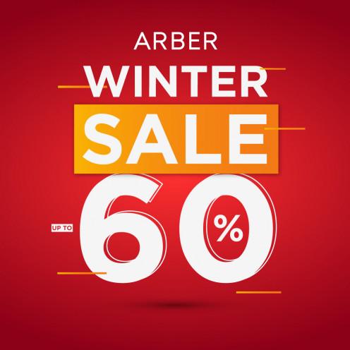 Winter Sale: до -60% на зимову колекцію ARBER